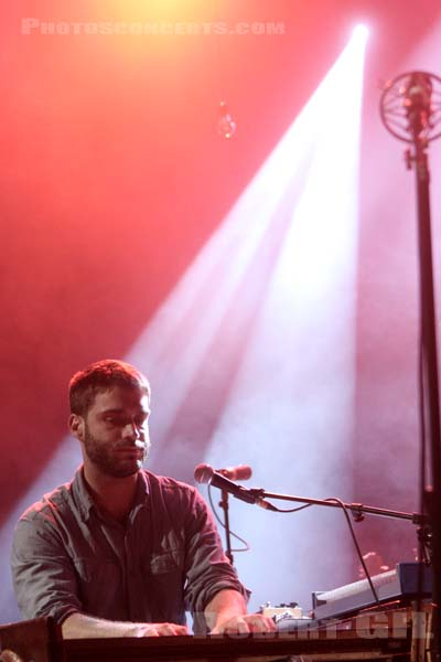 THE BARR BROTHERS - 2015-04-26 - PARIS - Le Trianon