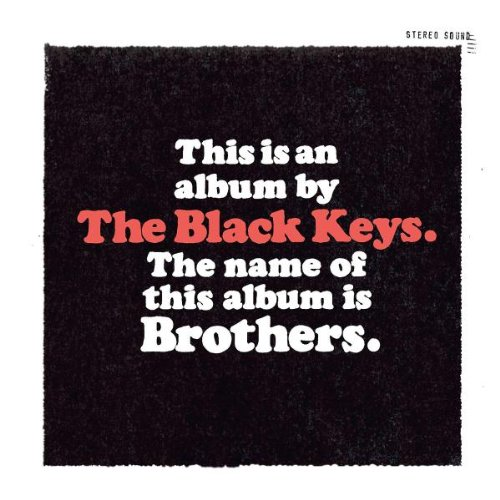 THE BLACK KEYS- | Album : Brothers (2012) |