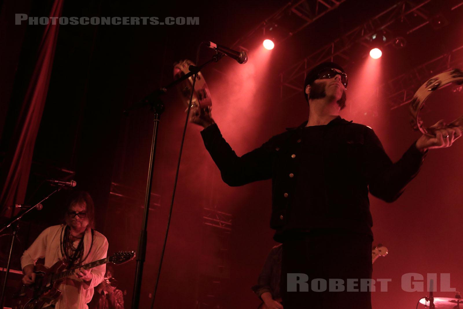 THE BRIAN JONESTOWN MASSACRE - 2016-06-27 - PARIS - Le Trianon