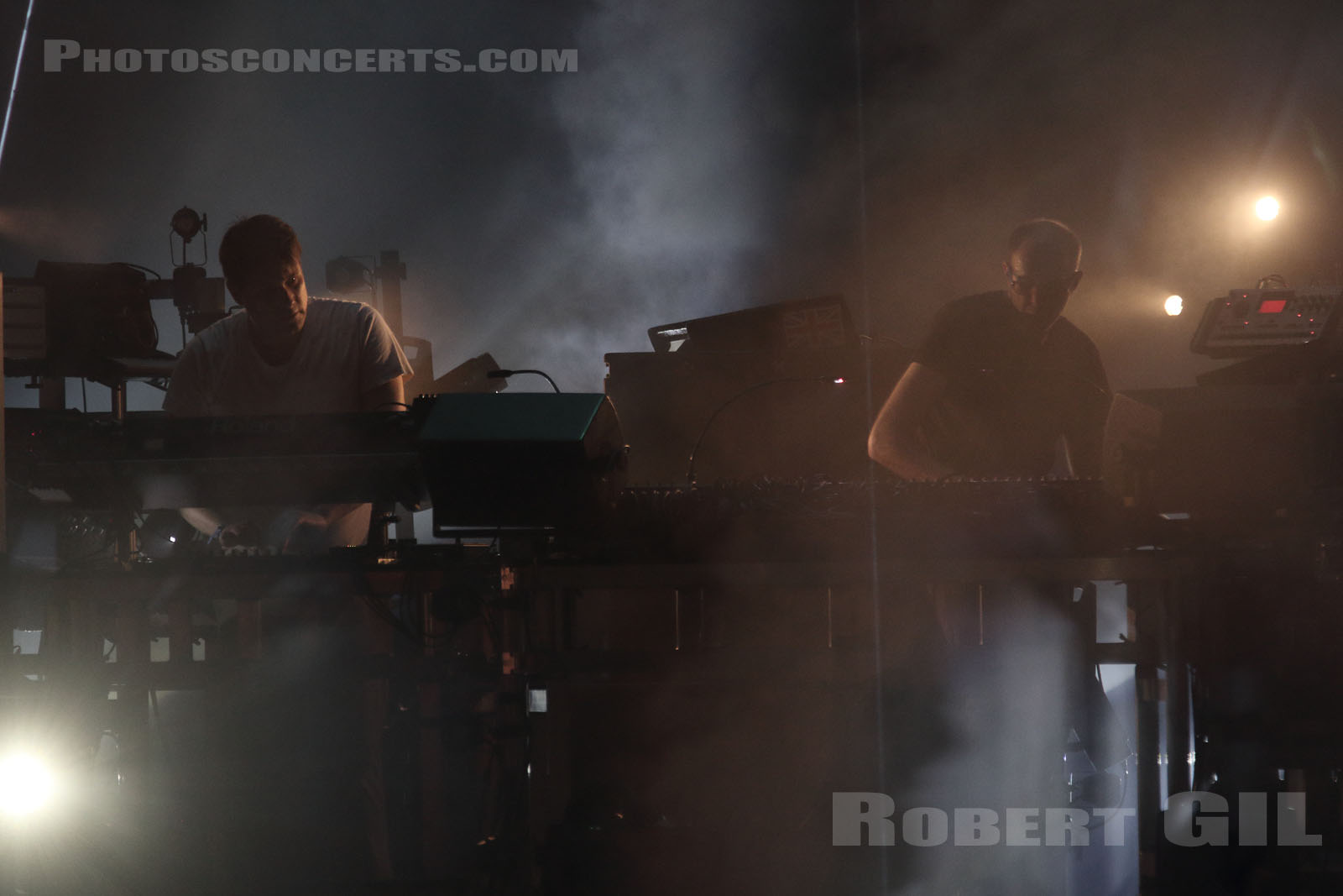 THE CHEMICAL BROTHERS - 2015-07-04 - BELFORT - Presqu'ile du Malsaucy