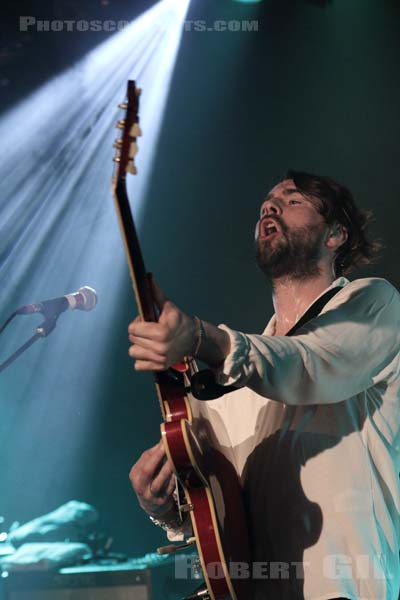 THE COURTEENERS - 2016-12-18 - PARIS - La Maroquinerie