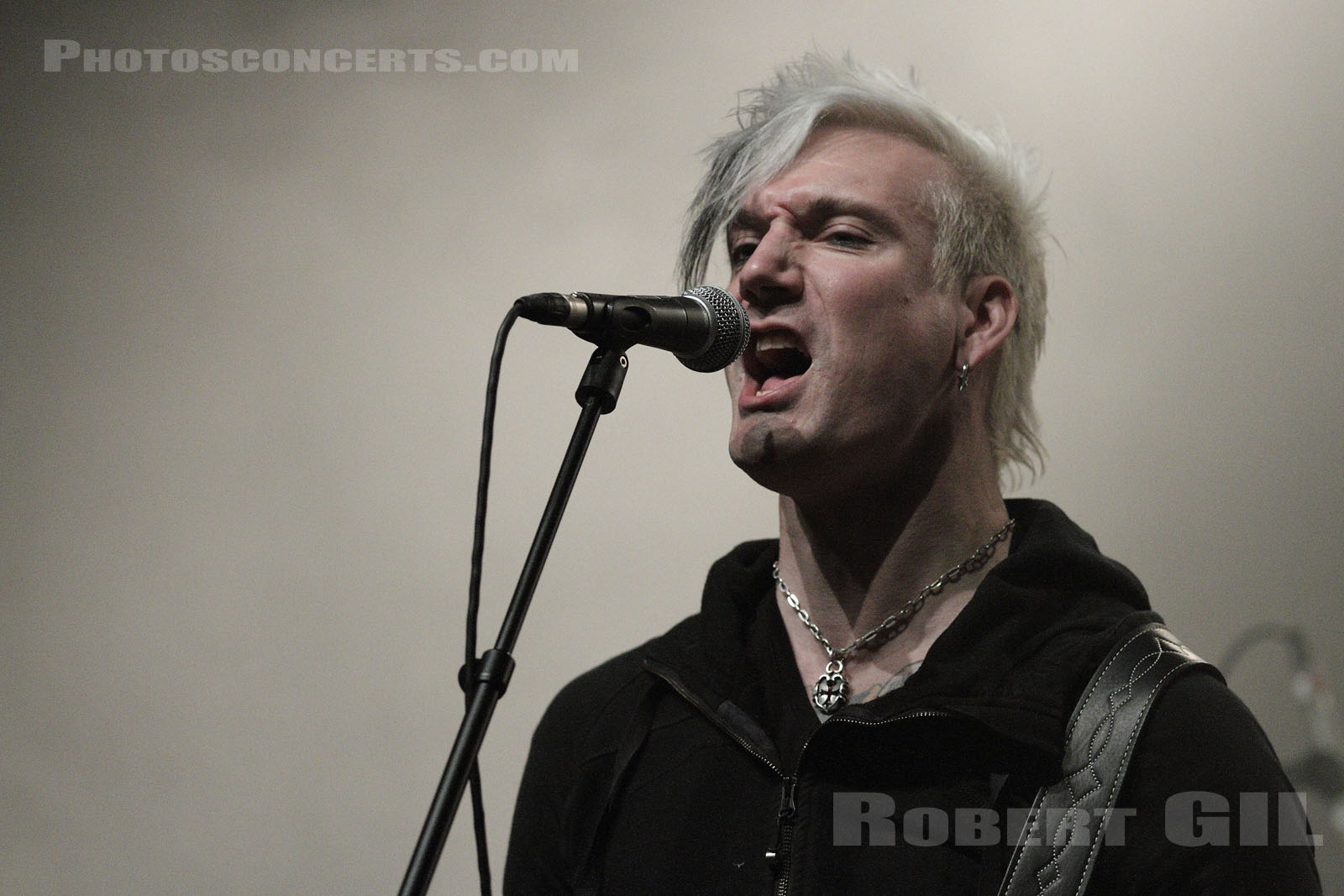 THE CRYING SPELL - 2012-04-13 - PARIS - La Cigale