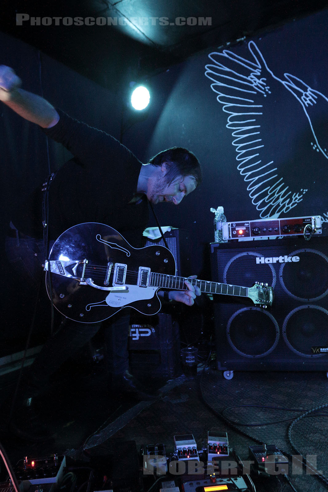 THE CULT OF DOM KELLER - 2016-09-07 - PARIS - Espace B