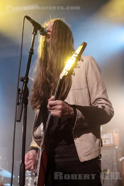 THE DATSUNS - 2013-01-26 - SAINT OUEN - Mains d'Oeuvres