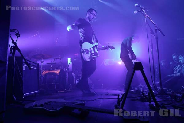 THE DEAD MANTRA - 2018-02-24 - PARIS - Petit Bain
