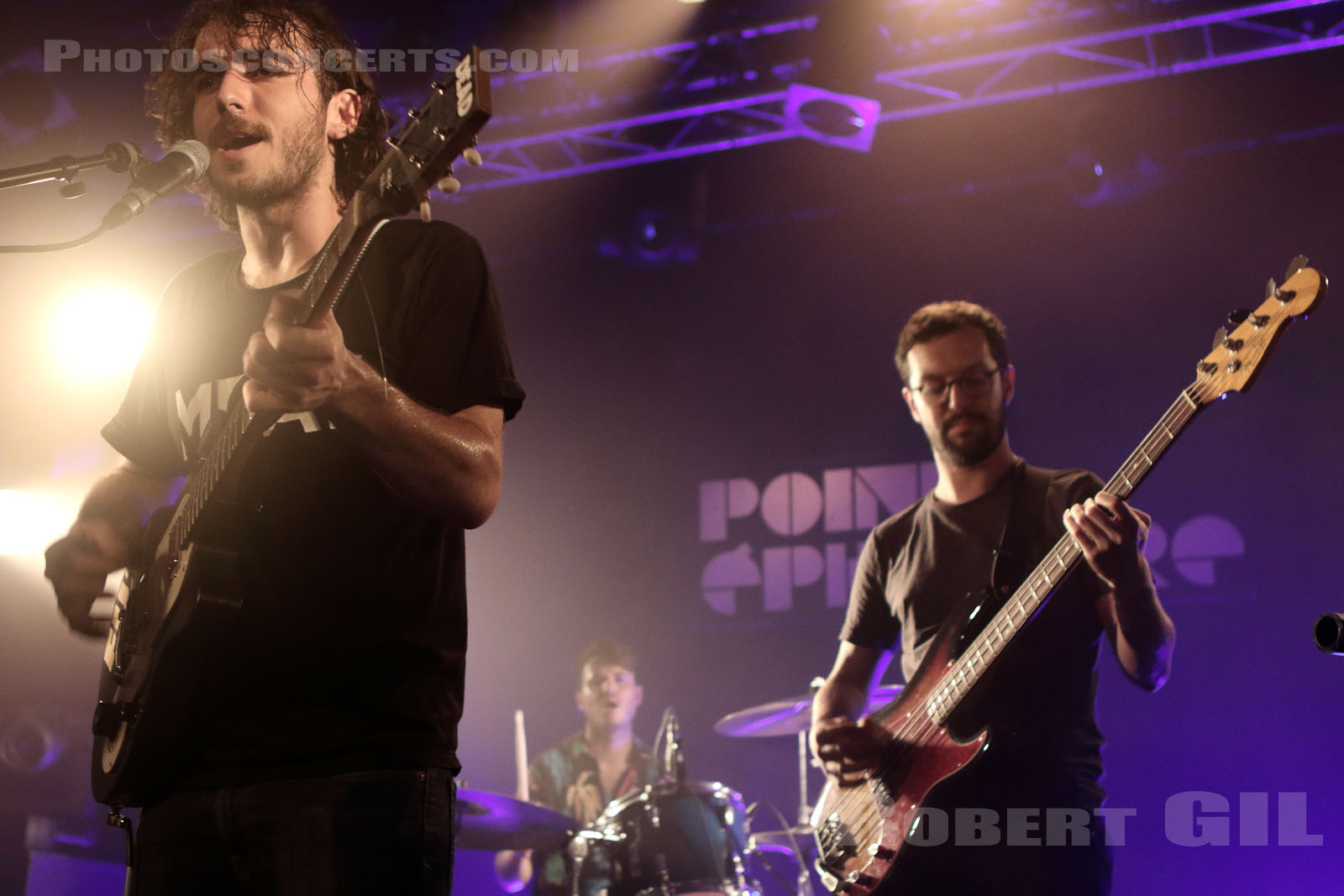 THE DEAD PIRATES - 2016-06-14 - PARIS - Point Ephemere