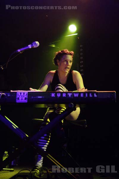 THE DRESDEN DOLLS - 2005-06-21 - PARIS - Nouveau Casino