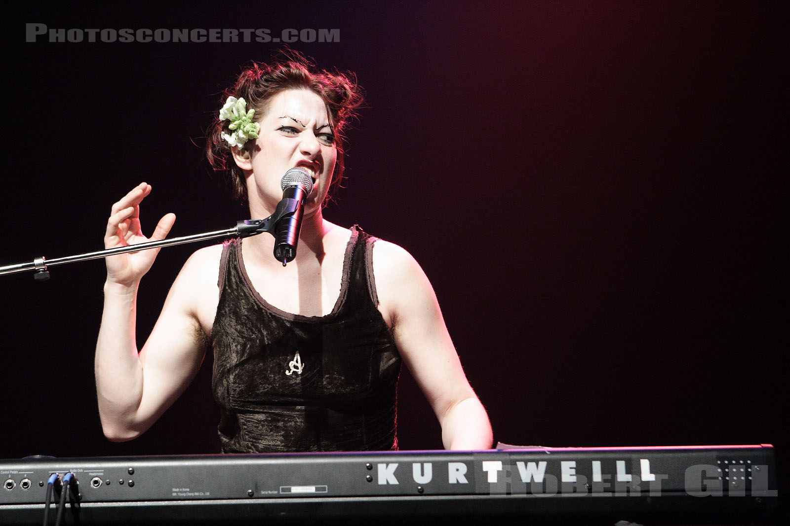 THE DRESDEN DOLLS - 2006-05-18 - PARIS - Le Bataclan