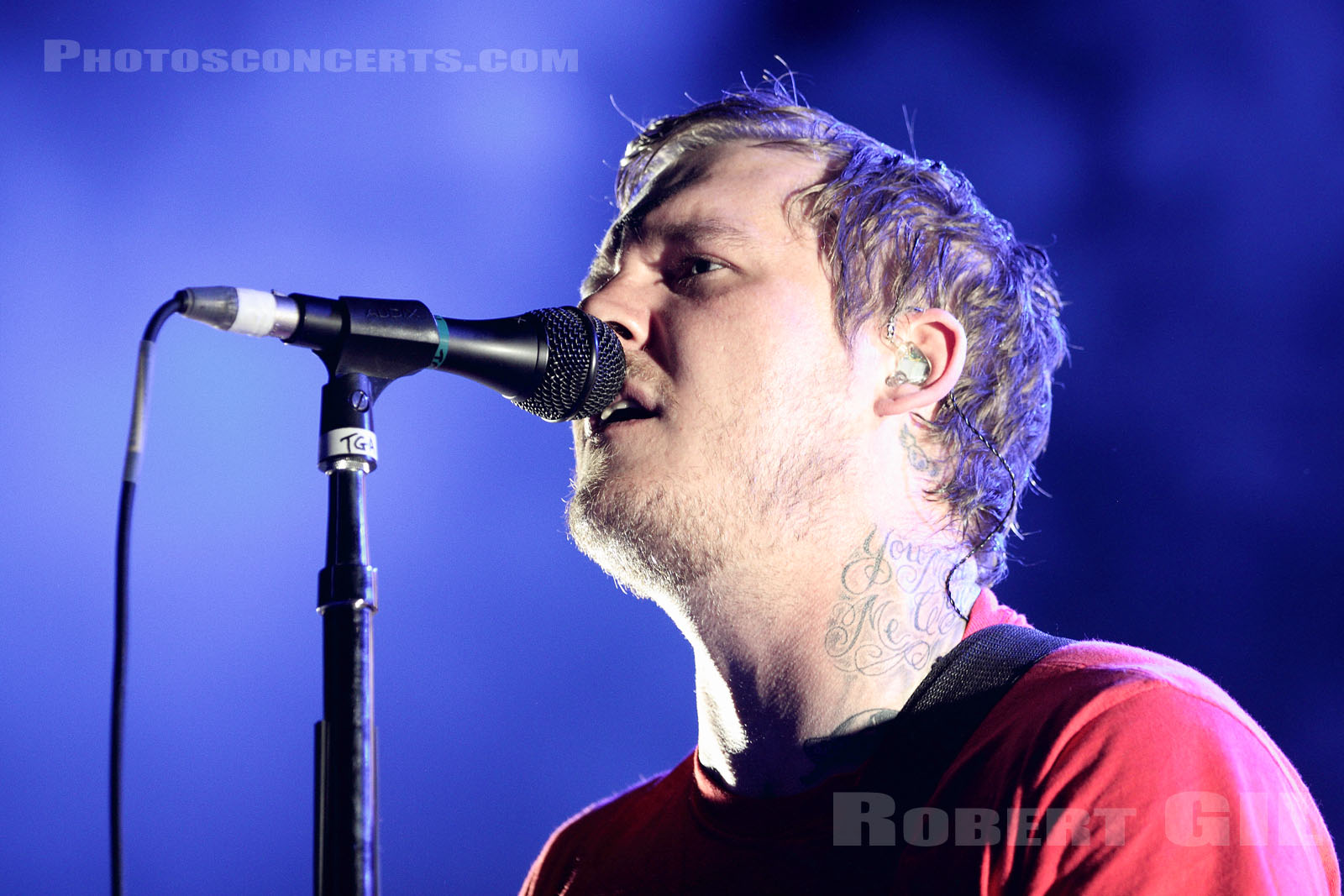 THE GASLIGHT ANTHEM - 2012-05-29 - PARIS - Zenith