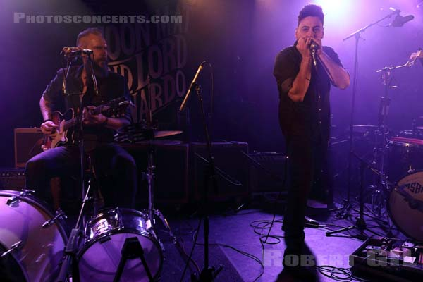 THE GOON MAT AND LORD BENARDO - 2018-01-30 - PARIS - La Maroquinerie