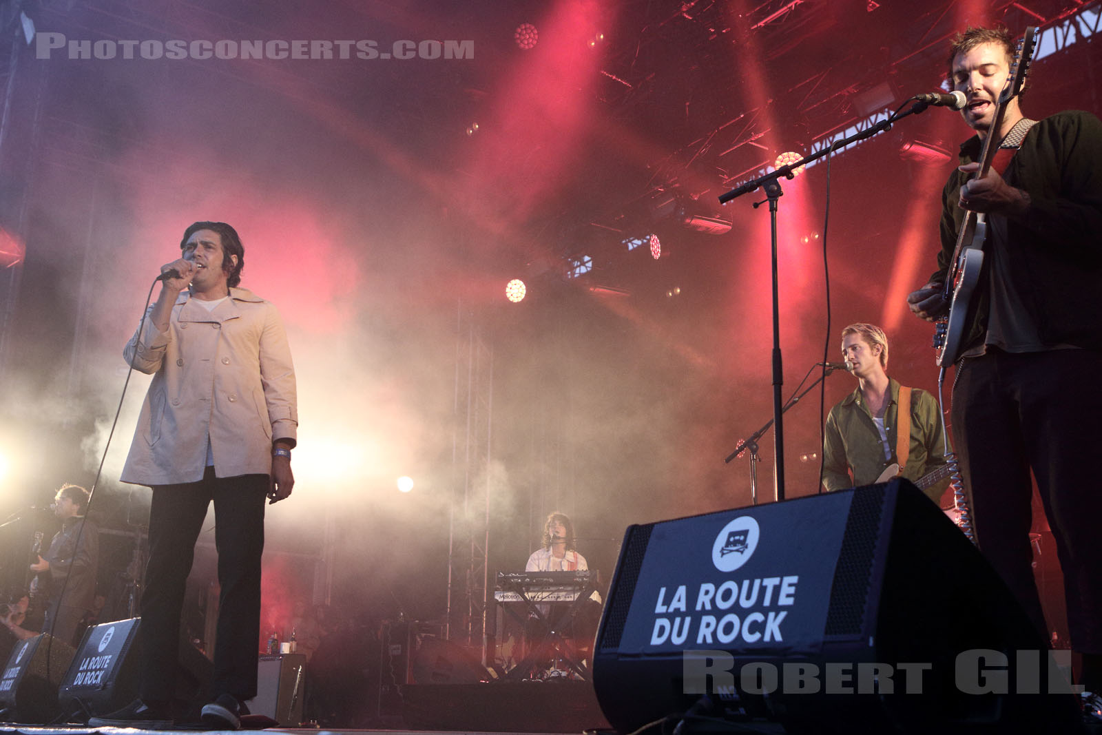 THE GROWLERS - 2019-08-17 - SAINT MALO - Fort de St Pere