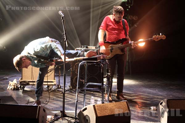 THE INTELLIGENCE - 2014-11-23 - BOULOGNE-BILLANCOURT - Carre Bellefeuille