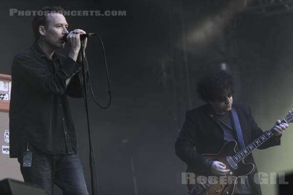 THE JESUS AND MARY CHAIN - 2007-08-25 - SAINT CLOUD - Domaine National - Grande Scene
