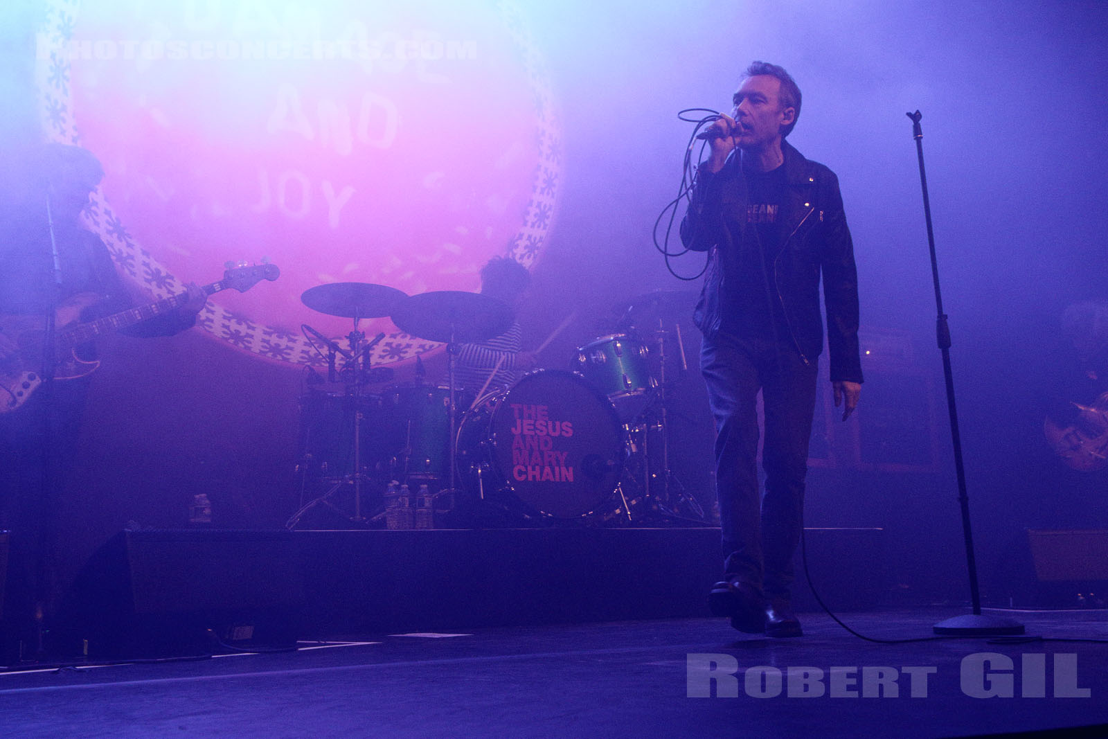 THE JESUS AND MARY CHAIN - 2017-04-27 - PARIS - Elysee Montmartre