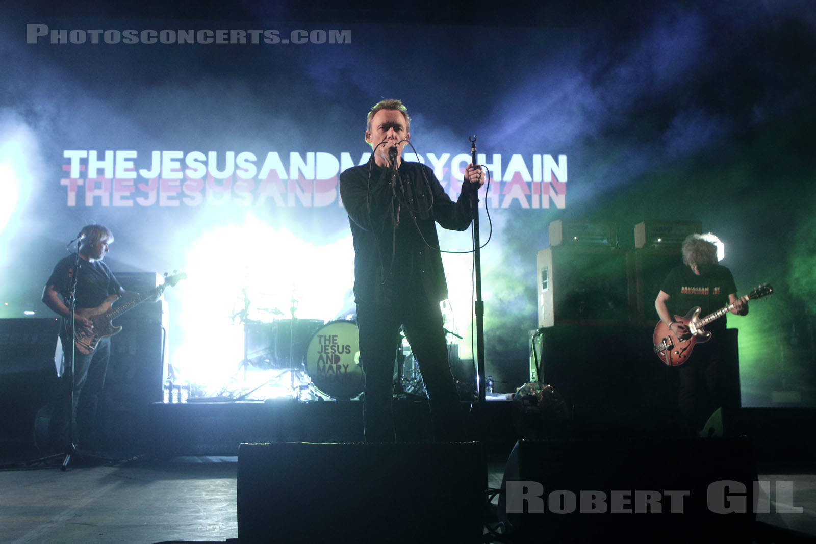 THE JESUS AND MARY CHAIN - 2018-06-01 - NIMES - Paloma - Flamingo