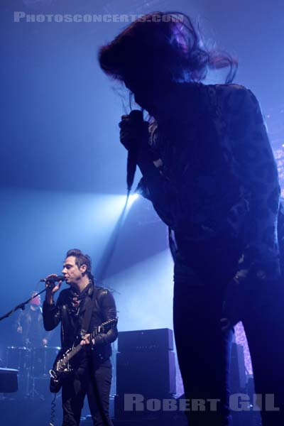 THE KILLS - 2011-11-13 - PARIS - Olympia