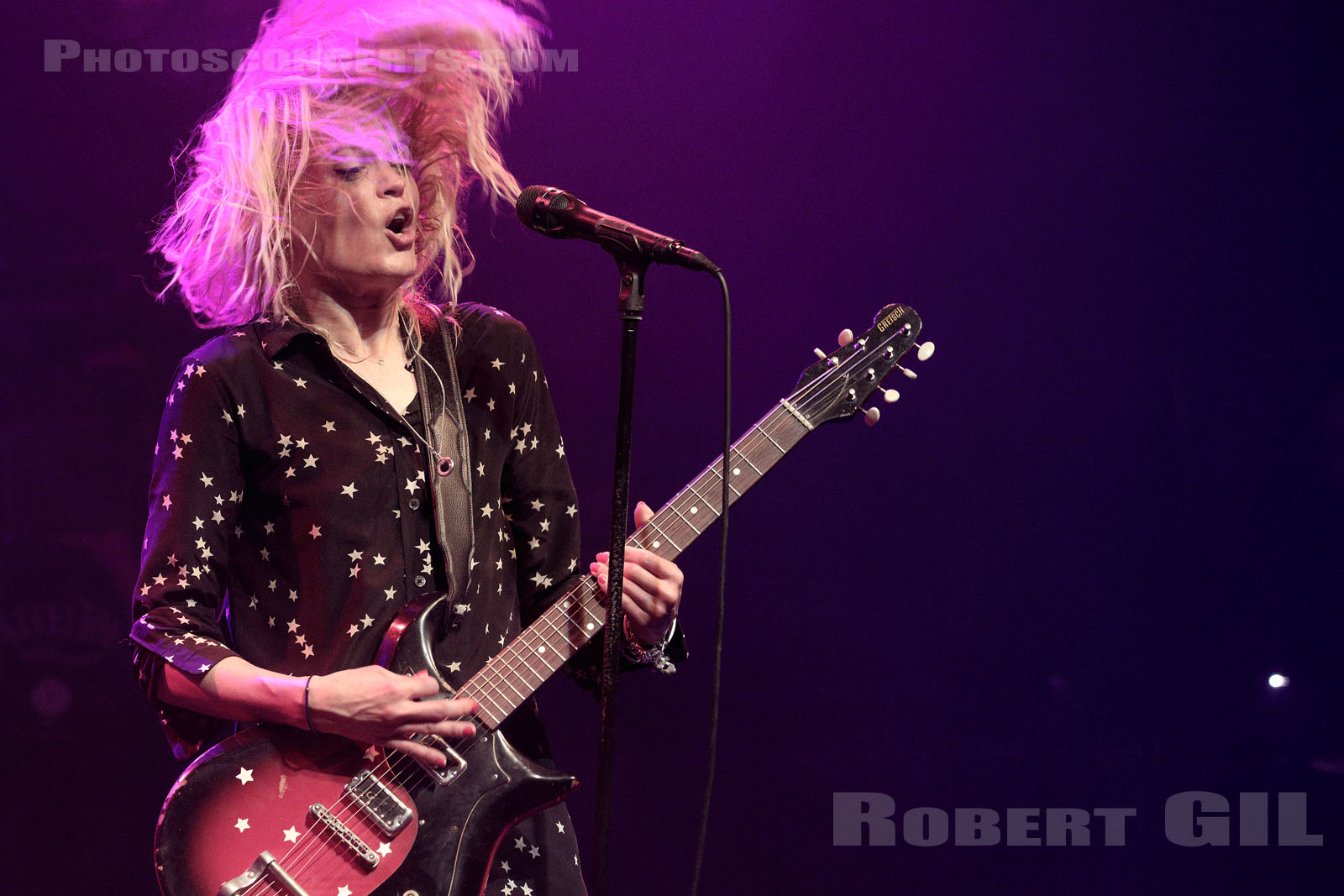 THE KILLS - 2016-05-03 - PARIS - La Cigale