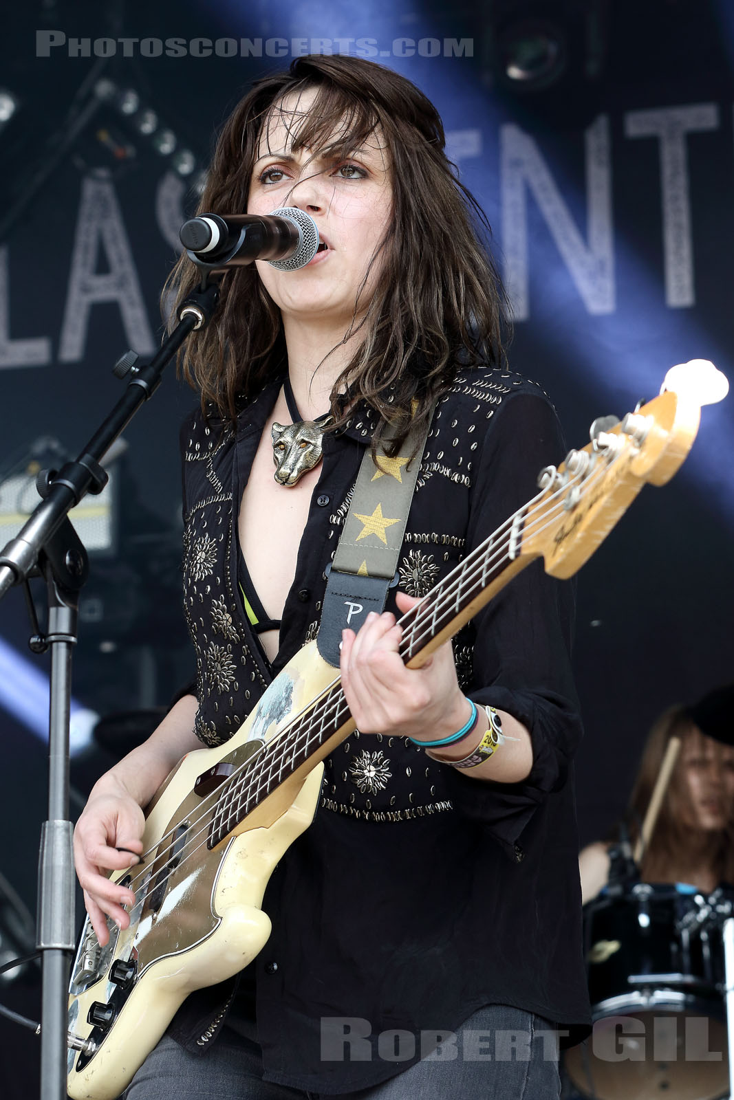 THE LAST INTERNATIONALE - 2018-06-17 - BRETIGNY-SUR-ORGE - Base Aerienne 217 - Spitfire Stage