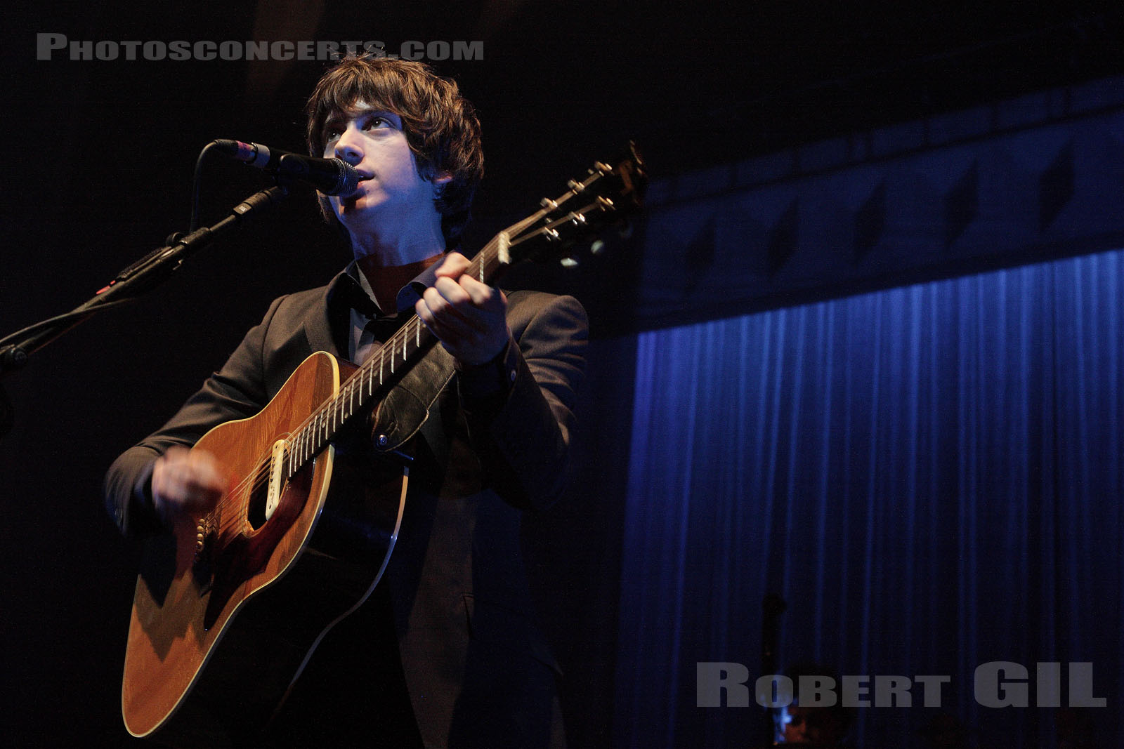 THE LAST SHADOW PUPPETS - 2008-08-26 - PARIS - Olympia