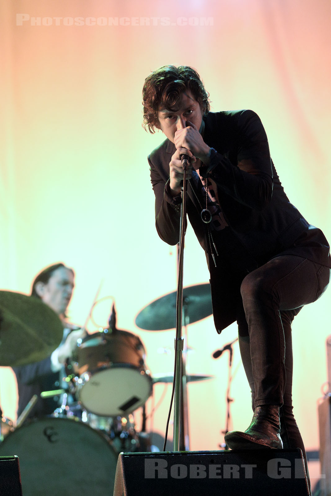 THE LAST SHADOW PUPPETS - 2016-08-26 - SAINT CLOUD - Domaine National - Grande Scene