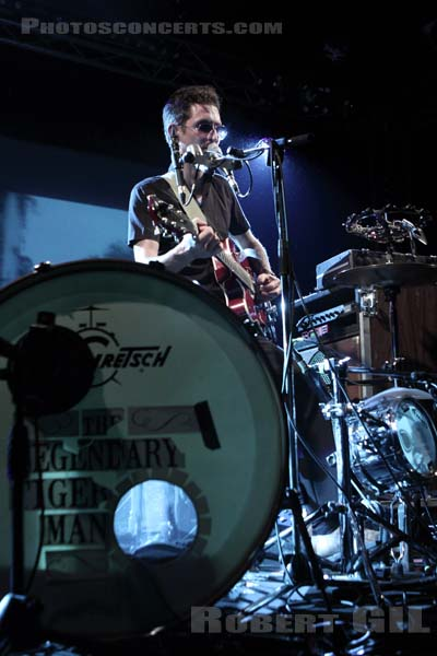 THE LEGENDARY TIGERMAN - 2010-10-17 - PARIS - Point Ephemere