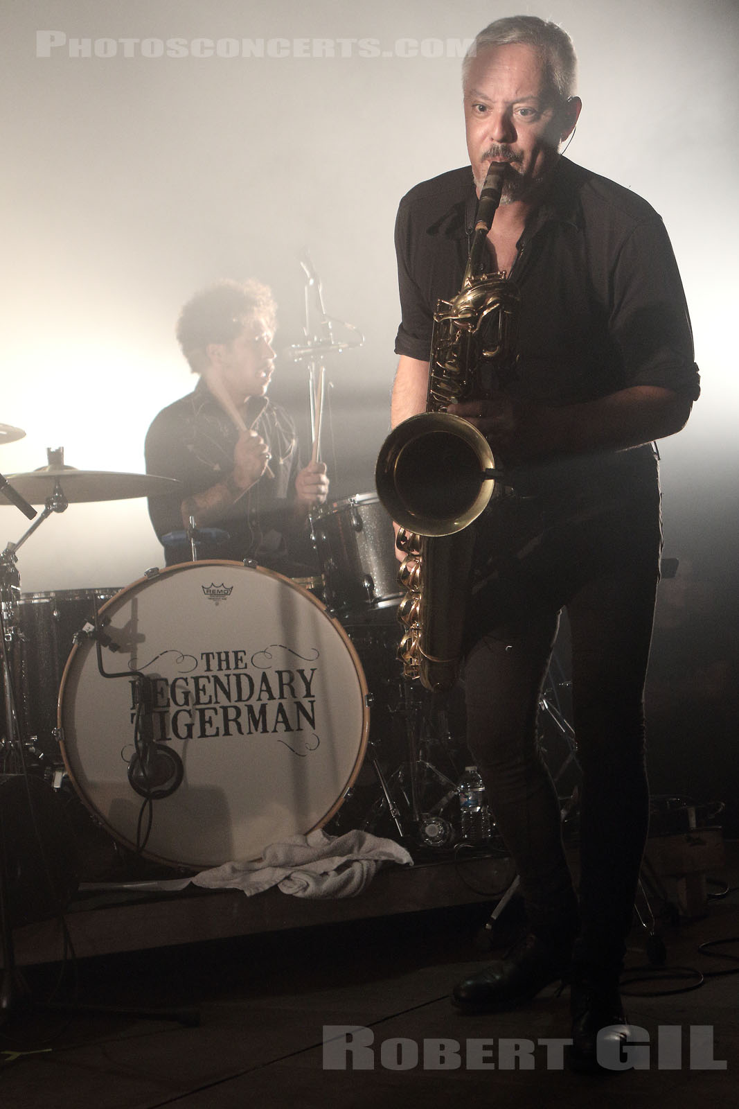 THE LEGENDARY TIGERMAN - 2018-05-28 - PARIS - Cafe de la Danse