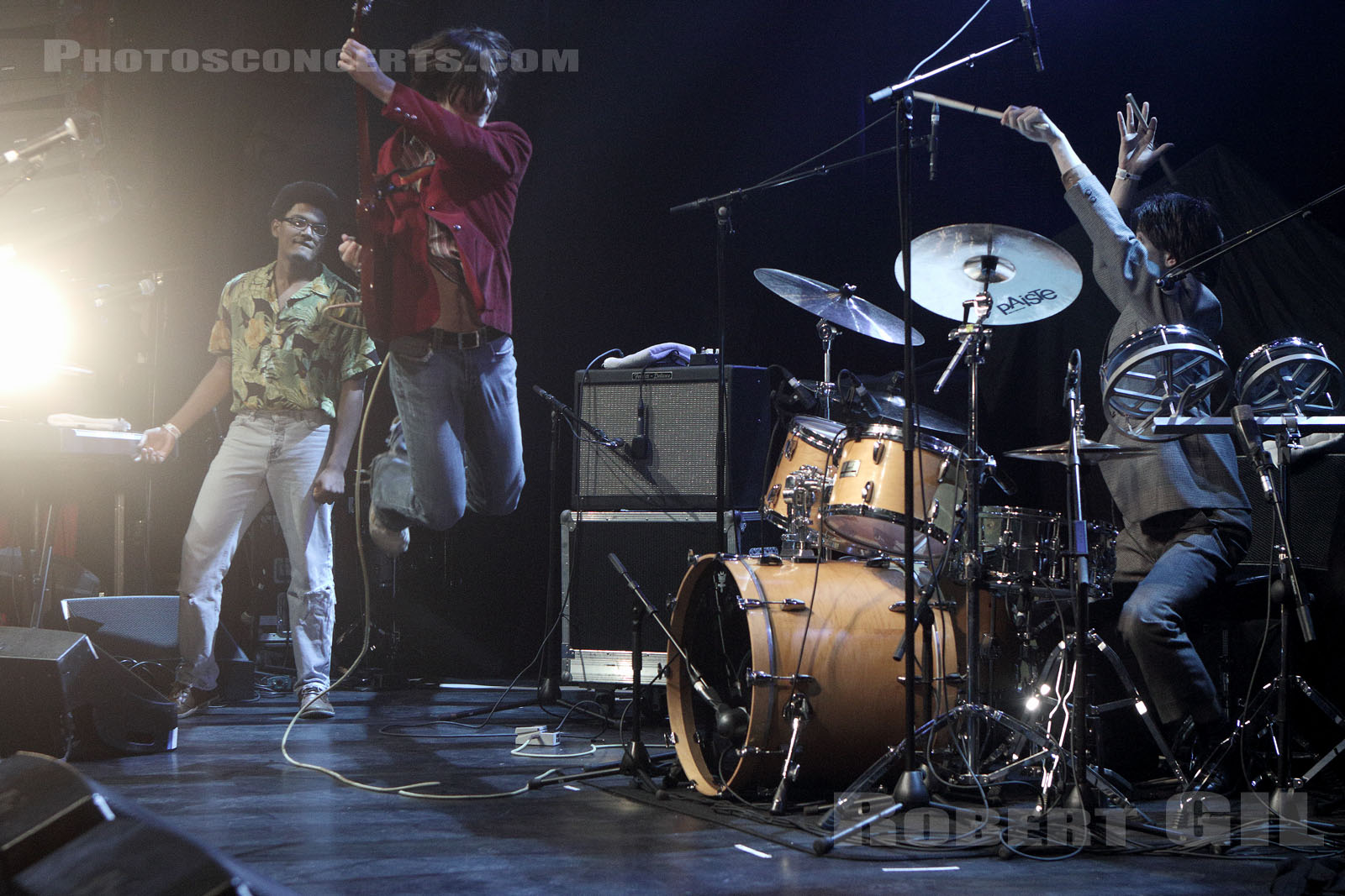 THE LEMON TWIGS - 2016-11-21 - PARIS - Le Bataclan