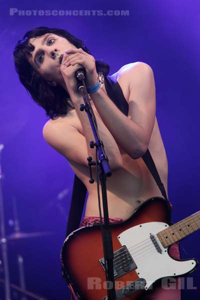 THE LEMON TWIGS - 2017-08-27 - SAINT CLOUD - Domaine National - Scene de l'Industrie