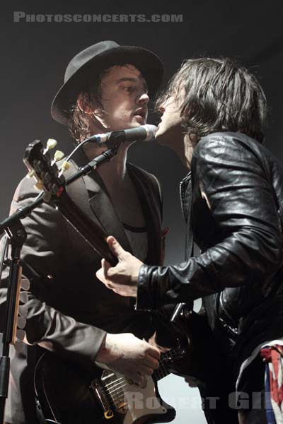 THE LIBERTINES - 2014-09-30 - PARIS - Zenith