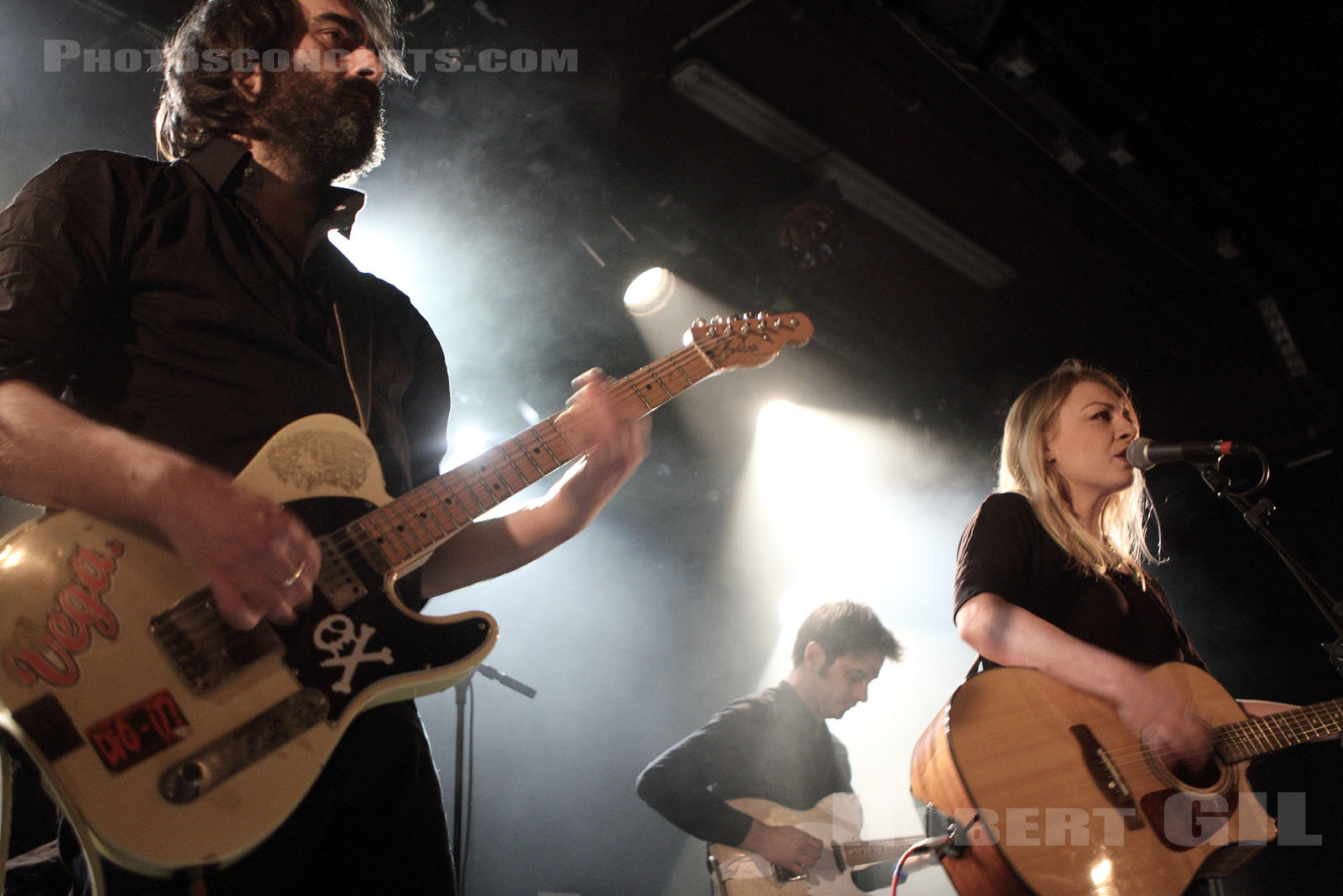 THE LIMINANAS - 2014-02-11 - PARIS - La Maroquinerie