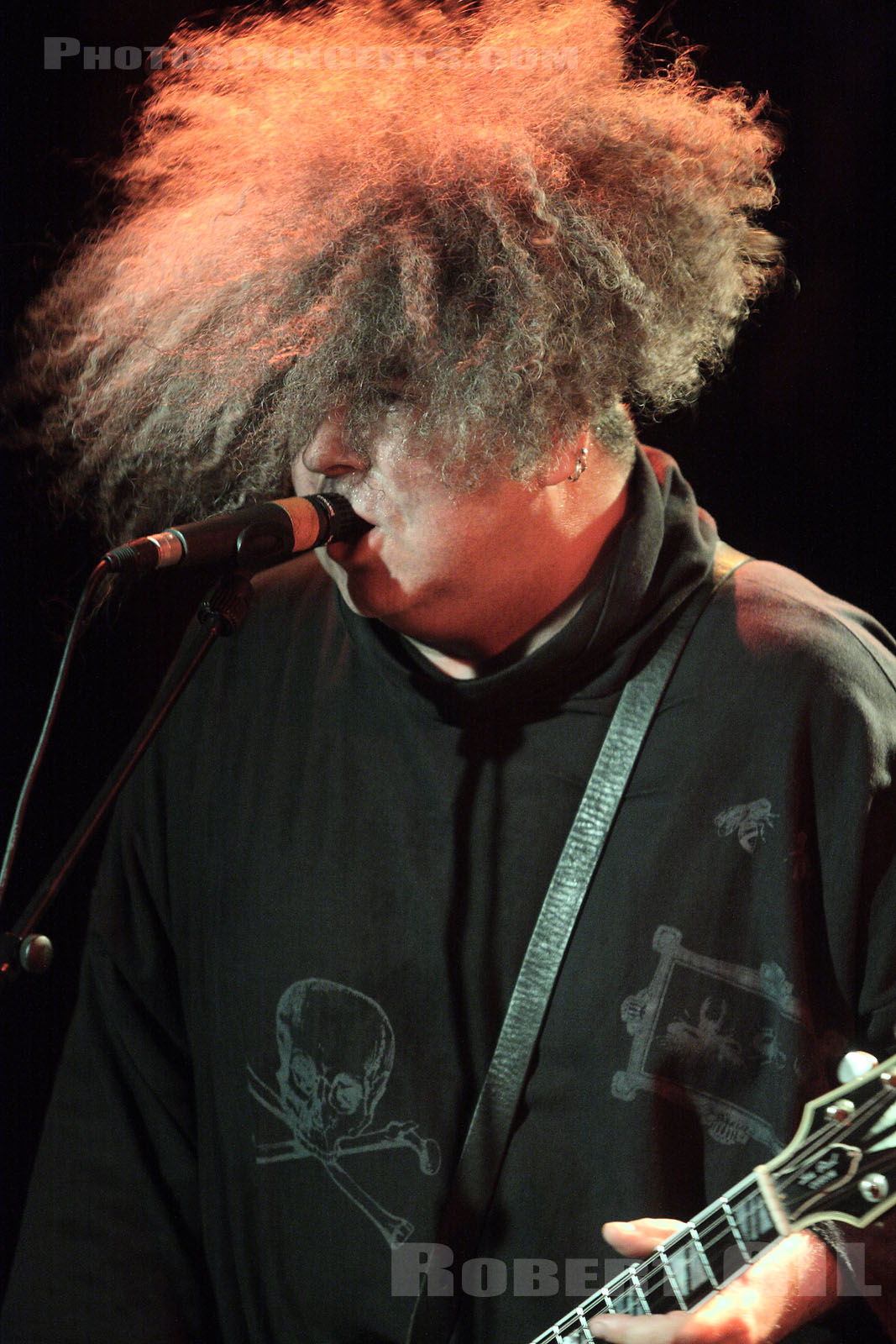 THE MELVINS - 2007-04-29 - PARIS - La Maroquinerie