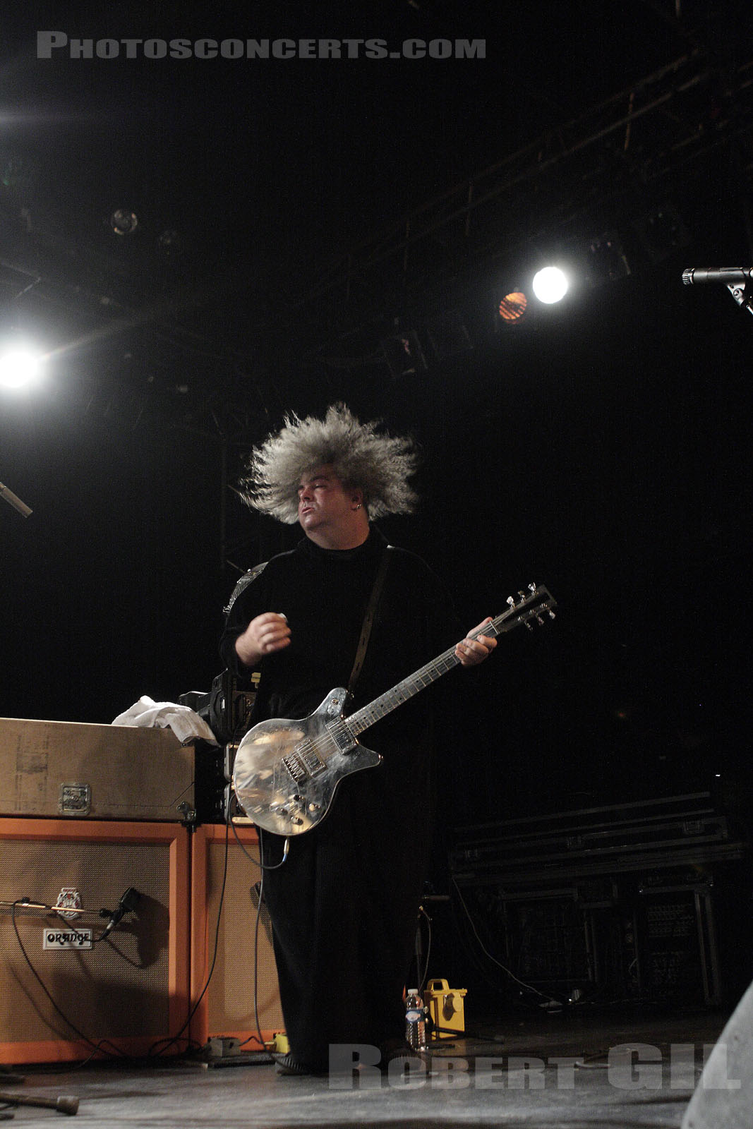 THE MELVINS - 2008-09-11 - PARIS - Elysee Montmartre