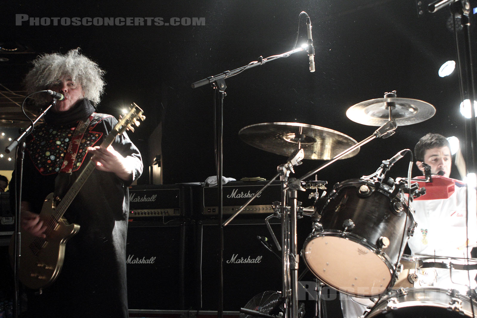 THE MELVINS - 2013-05-11 - PARIS - Trabendo