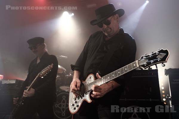 THE MISSION - 2020-03-03 - PARIS - Petit Bain