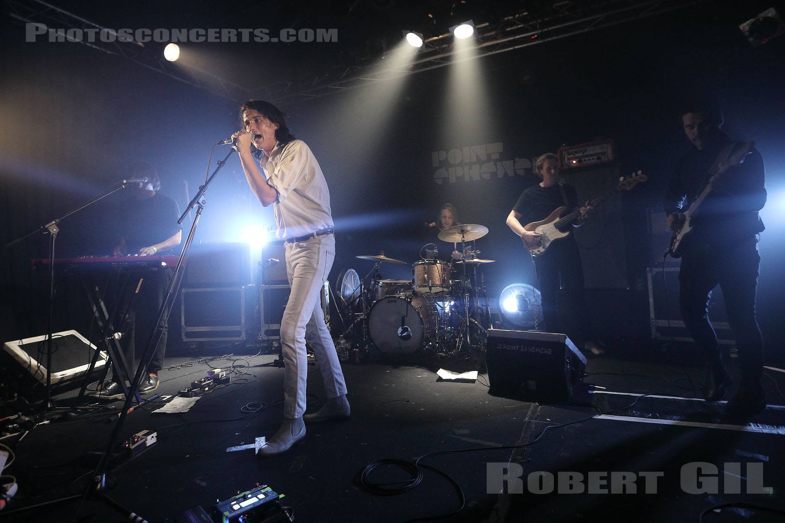 THE MURLOCS - 2019-02-25 - PARIS - Point Ephemere