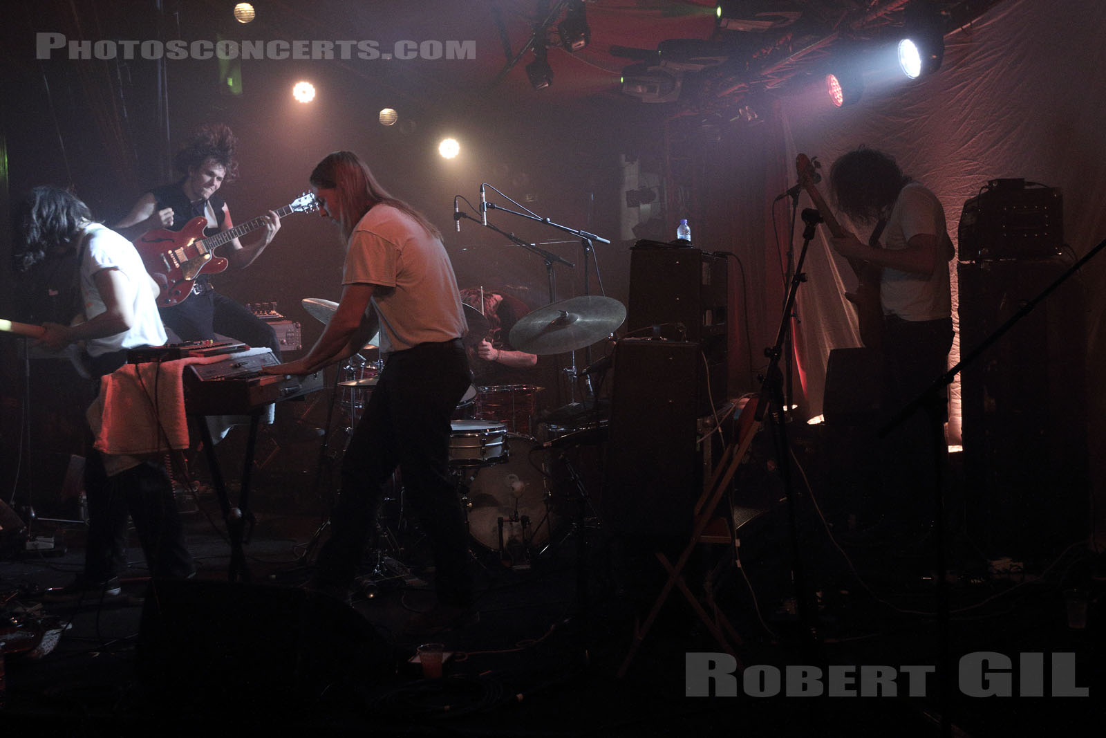 THE MYSTERY LIGHTS - 2017-06-22 - PARIS - Cabaret Sauvage