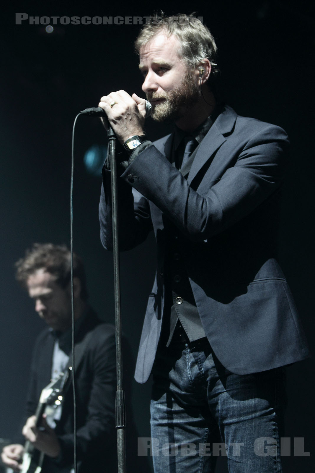 THE NATIONAL - 2010-05-07 - PARIS - Zenith