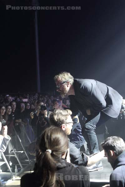THE NATIONAL - 2017-11-02 - PARIS - Grande Halle de La Villette