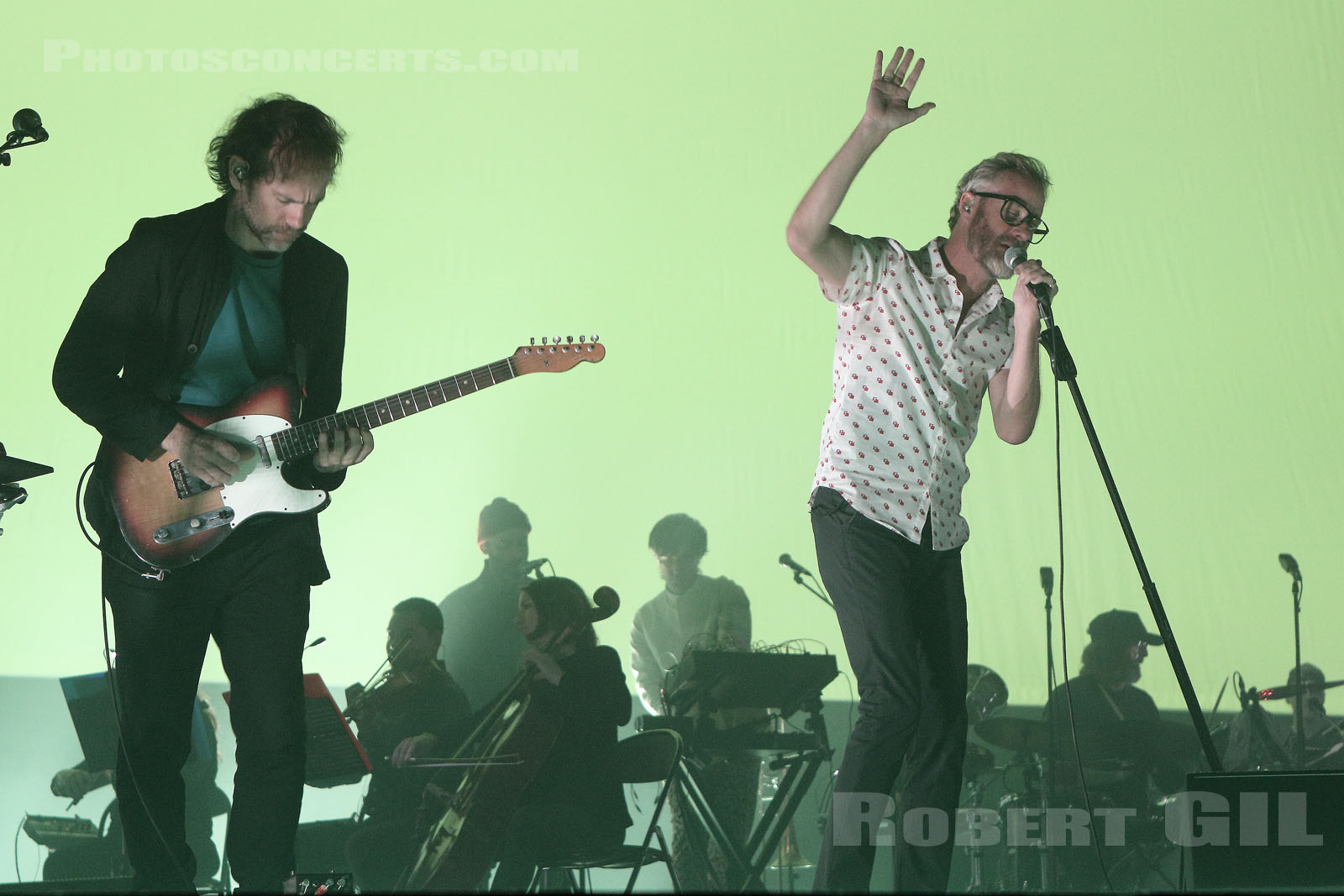 THE NATIONAL - 2019-04-16 - PARIS - Olympia