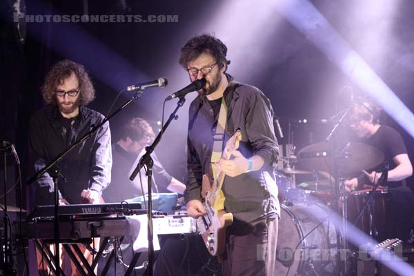 THE NOTWIST - 2014-01-28 - PARIS - Divan du Monde