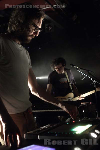 THE NOTWIST - 2014-03-13 - PARIS - La Maroquinerie