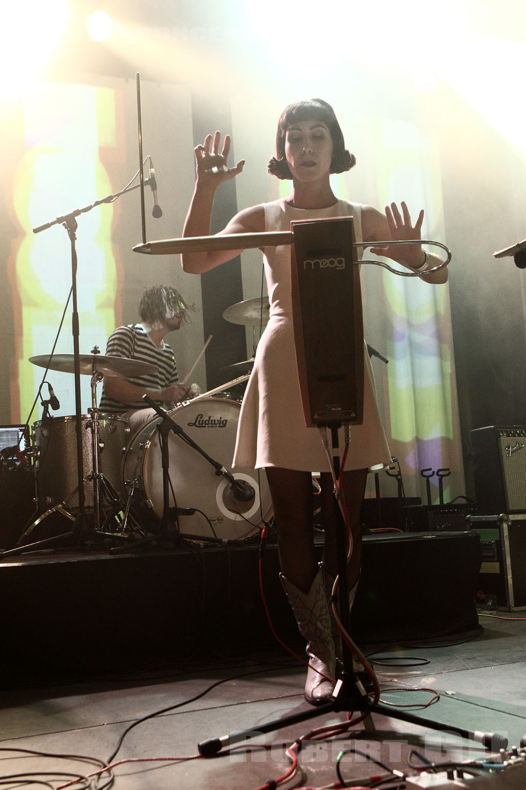 THE OCTOPUS PROJECT - 2015-09-19 - ANGERS - Le Chabada