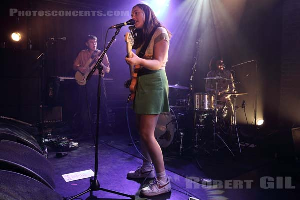 THE ORIELLES - 2018-12-13 - PARIS - La Maroquinerie