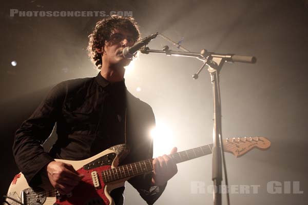 THE OSCILLATION - 2015-01-30 - PARIS - La Maroquinerie