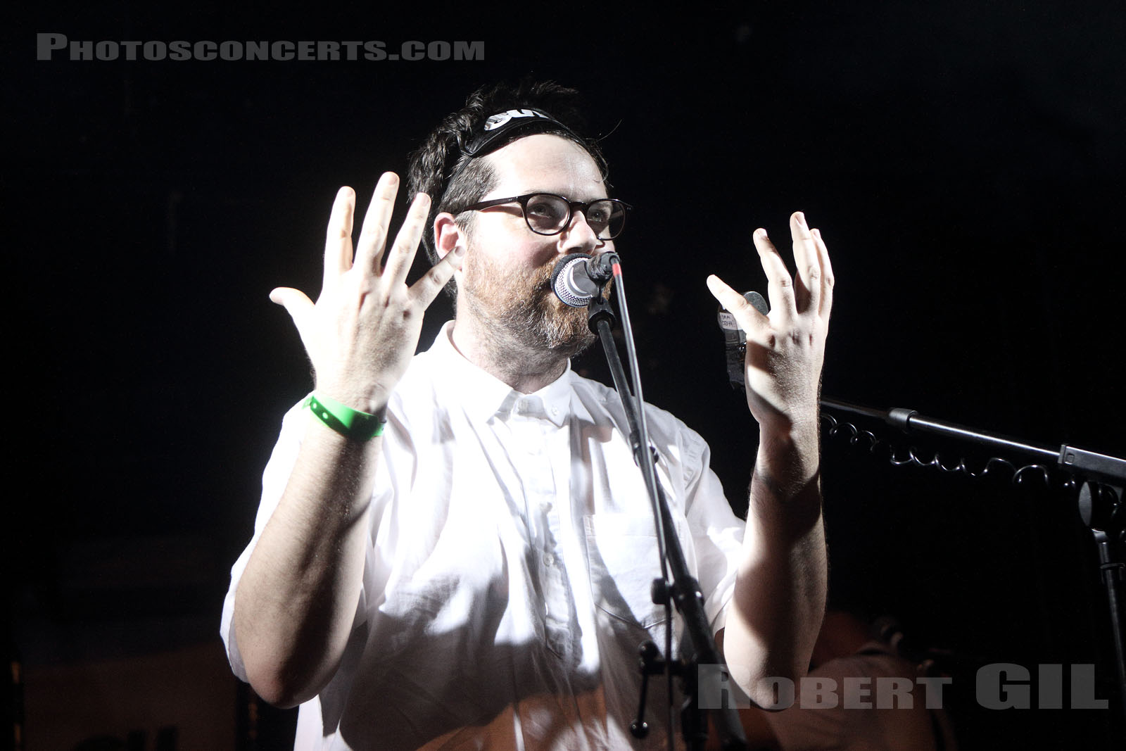 THE PHOENIX FOUNDATION - 2015-11-04 - PARIS - La Fleche d'Or