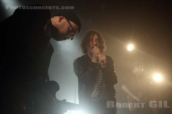 THE PIGEON DETECTIVES - 2017-03-17 - PARIS - La Maroquinerie