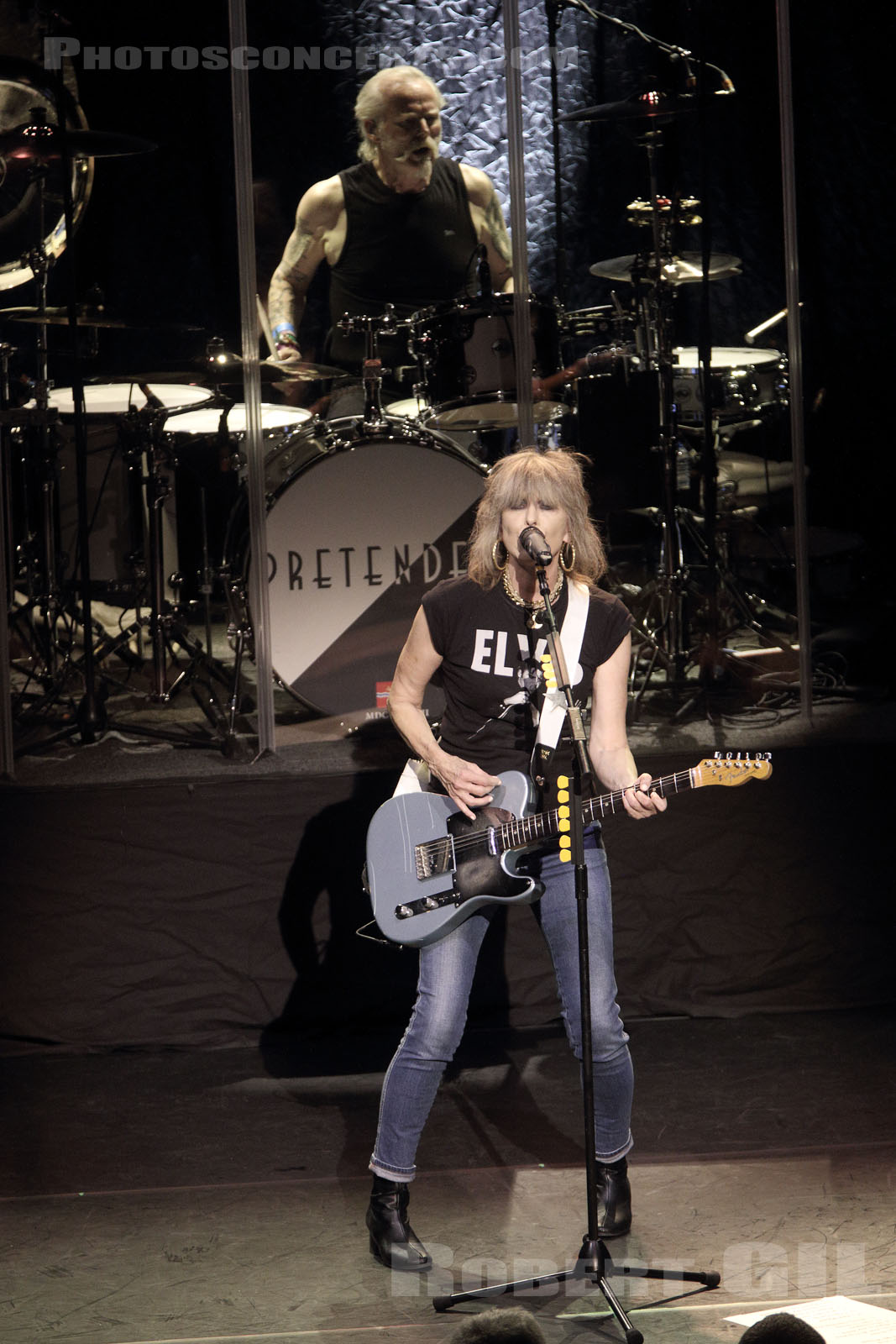 THE PRETENDERS - 2017-06-26 - PARIS - Salle Pleyel
