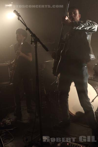 THE PSYCHOTIC MONKS - 2015-06-11 - PARIS - La Maroquinerie