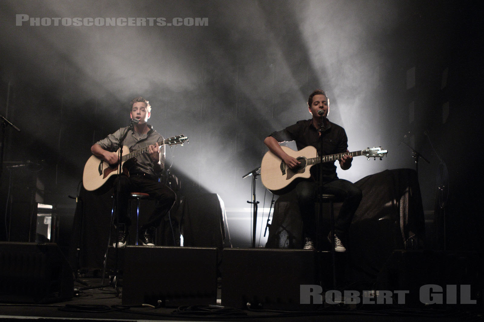 THE SHADY BROTHERS - 2014-10-17 - PARIS - La Cigale