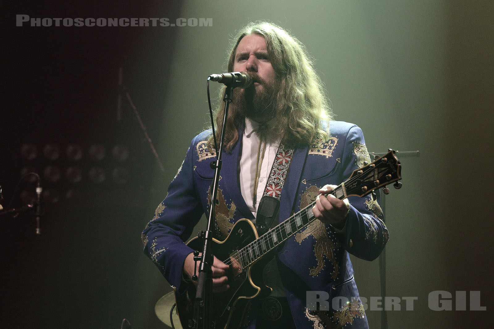 THE SHEEPDOGS - 2019-02-09 - PARIS - Le Bataclan
